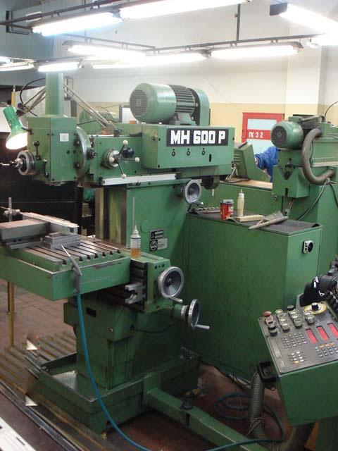 MH600P MAHO 600P