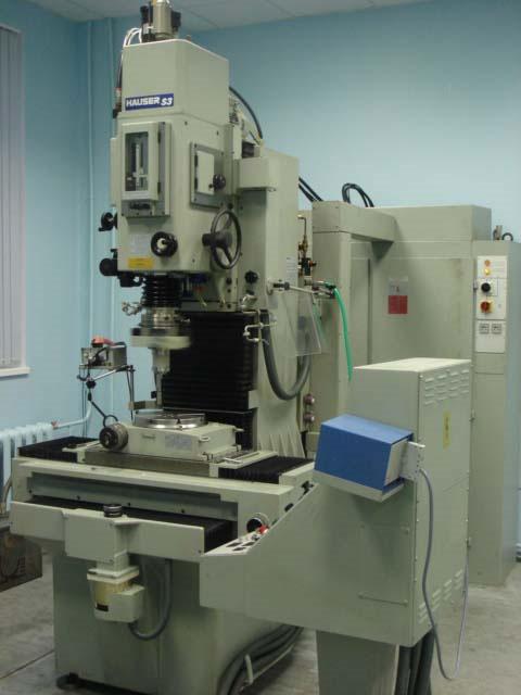 HAUSER S3 CNC
