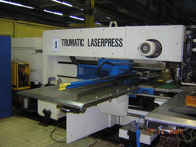 TRUMATIC LASERPRESS