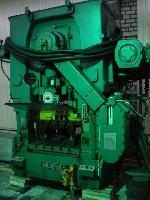BRUDERER BSTA 80H High Speed Precision Punch Press